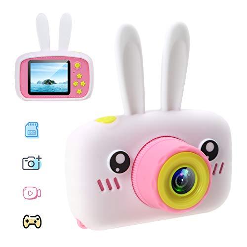 キッズカメラー 子供用 デジタルカメラ トイカメラ 動画 写真 撮影 子供カメラ 1080P 子供プレゼント 多機...