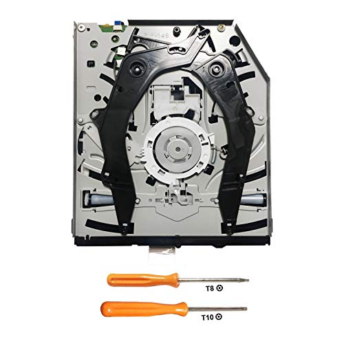 lenboes Blu-ray Disk Blu-Ray DVD ROM Drive For Sony PS4 CUH-1215A CUH-1215B CUH-12XX With TSW-001 PCB Board - Free Tool