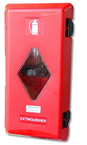 Feuerlöscherkasten für 6 kg Feuerlöscher für Innen und Aussen, Daken Adamant, Daken A6