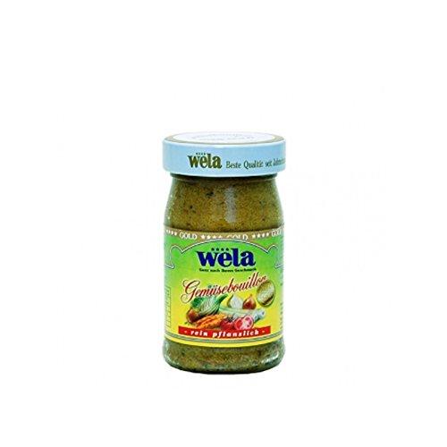Wela Gold Gemüsebouillon rein pflanzlich 1/4 Glas