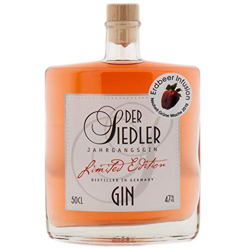 Der Siedler Erdbeer Gin