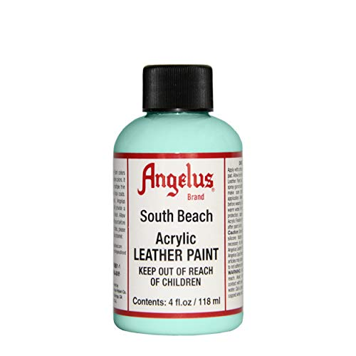 Angelus Leather Paint 4 oz South Beach