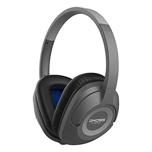 Koss BT539iK Wireless Bluetooth Over-Ear Headphones (3.5 mm Jack) for...