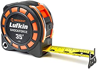 Lufkin L1135 Home Hand Tools Measuring & Layout Tapes, One Size, Multi