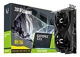 ZOTAC Gaming GeForce GTX 1660 Super 6GB GDDR6 192-Bit Gaming Grafikkarte, Super Compact, ZT-T16620F-10L