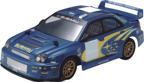 Radio Controlled Subaru Impreza WRC 1:14 Scale