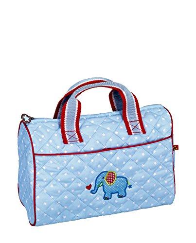 Kulturtasche - Babys erste Reise hellblau BabyGlück