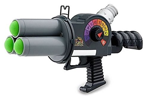Disney Park Exclusive Toy Story Emperor Zurg's Glow In The Dark Blaster by Toy Story