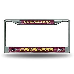 NBA Glitter Bling Chrome Plate Frame