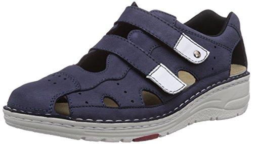 Berkemann Damen Larena Sneaker, Blau (blau 353), 39.5 EU