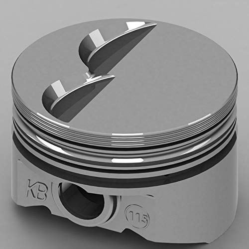 KB Performance Pistons KB243.030 6cc Flat Top Piston Set for Small Block Mopar