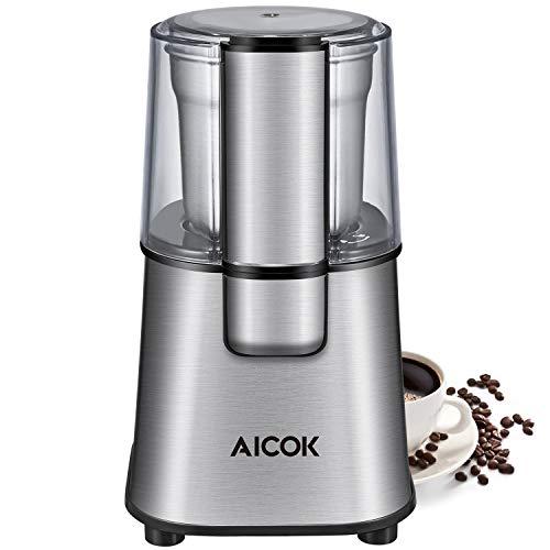 Le moulin à café électrique AICOK