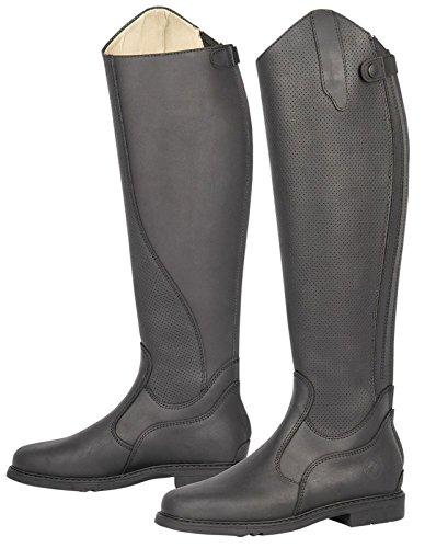 Harry 's Horse Mujer–Botas de equitación Workaday, Todo el año, Mujer, Color Negro - Negro, tamaño 40 EU