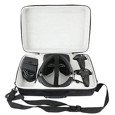 Khanka Hard Travel Case for Oculus Rift S PC-Powered VR Gaming Headset. (With Neto)