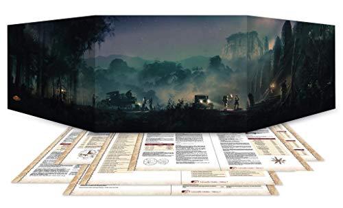 Pegasus Spiele Cthulhu Spielleiter-Sichtschirm