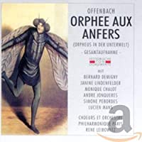 Orphee Aux Anfers (Orpheus In Der Unterwelt)