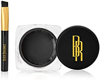 Black Radiance Continuous Creme Eyeliner, Classic Black, 0.18 Ounce