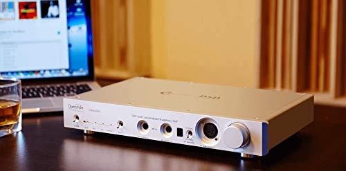 Questyle Audio CMA600i DAC Headphone Amplifier (Silver)