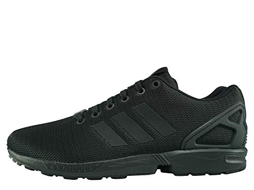 adidas Originals Unisex-Erwachsene ZX Flux Turnschuh, Core Black/Dark Grey, 42 EU