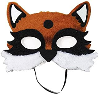 Children's Animal Critter Forest Half Mask Costume Accessory
