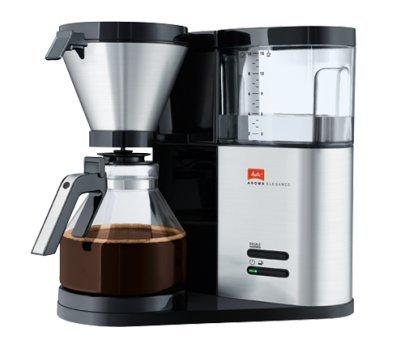 Melitta Aroma Elegance Filterkaffeemaschine mit 250g Kaffee