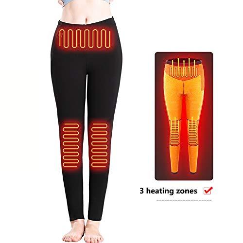 Jiayuan elektrische massageapparaten, verwarmingsbroek, wasbaar, warme broek, USB, thermo, onderste thermostaat, van koolstofvezel, elektrische verwarming, slim broek
