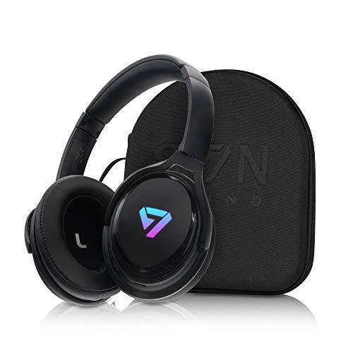 SVN Sound by Steve Aoki Premium Over-the-Ear Bluetooth Headphones