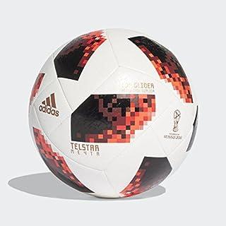 adidas Balón de fútbol para Hombre de la Copa Mundial de Fútbol FIFA Knockout Top Glider Ball