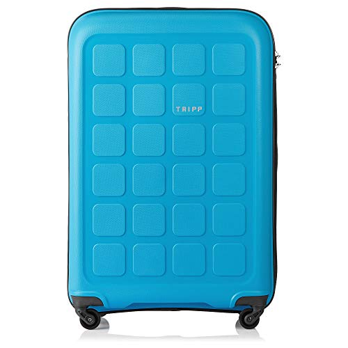 Tripp Turquoise Holiday 6 Large 4 Wheel Suitcase