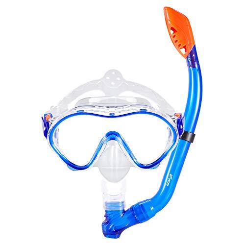 KUYOU Snorkel Set for Kids
