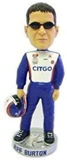 Forever Collectibles NASCAR Jeff Burton BobbleheadDriver Suit, Team Colors, One Size