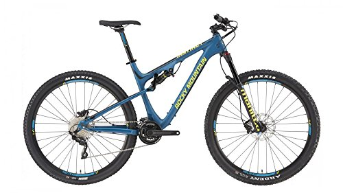2016 Rocky Mountain Instinct 930 MSL Mountain Bike - Medium