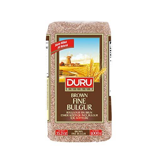 Duru - Trigo Bulgur Fino - Ingrediente Muy Popular en la Cocina de Oriente Medio - 1 Kg
