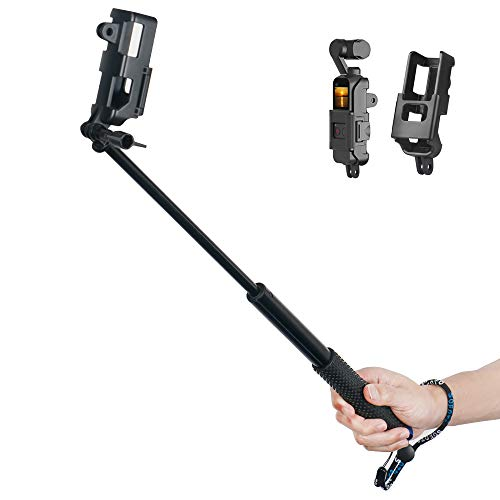 Extension Rod Selfie Stick Action Camera Video Kit for DJI OSMO Pocket Accessories, Expansion kit for DJI OSMO Pocket