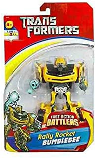Transformers Fast Action Battlers Rally Rocket Bumblebee