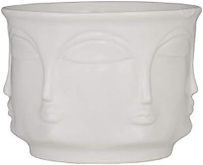 joyMerit 2Pcs Plastic Ikebana Suiban Vase Pot Bonsai Flower Container~Square/_L