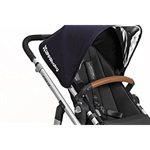 UPPAbaby Leather Bumper Bar Cover – Saddle