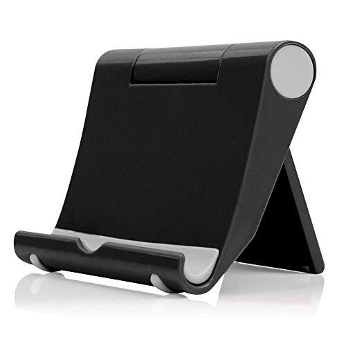 ikavee, Supporto portatile inclinabile per tablet, lettori e-book e telefoni, colori vari