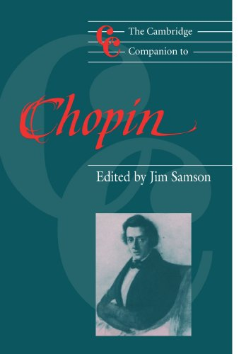 The Cambridge Companion to Chopin (Cambridge Companions to Music)