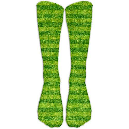 NA DaSOC Watermeloen Skin Green Unisex nieuw lange sokken Athletic tube kousen maat 6-10