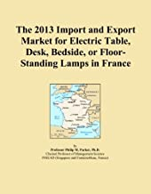 The 2013 Import and Export Market for Electric Table, Desk, Bedside, or Floor-Standing Lamps in France