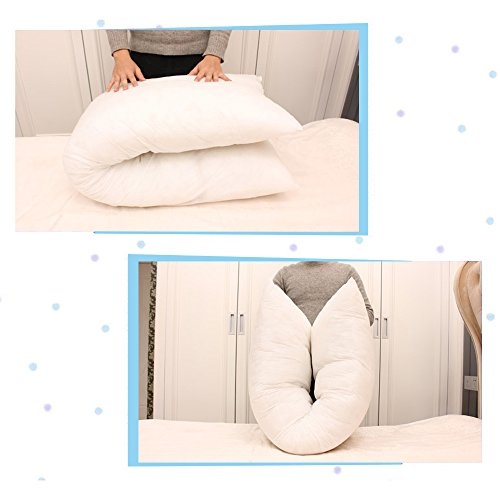 抱き枕 等身大抱きまくら 本体 無地 高弾力 気持ちいい 2サイズ 150x50㎝