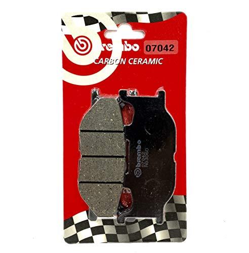 BREMBO - Pastillas de freno delantero Carbon Ceramic YAMAHA T-MAX 500 '04-'14