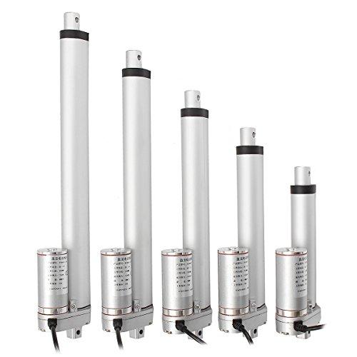 Masunn 1500N 12V 4/6/8/10/12 inch lineaire aandrijving verstelbare aandrijving poort opener lineaire aandrijving motor
