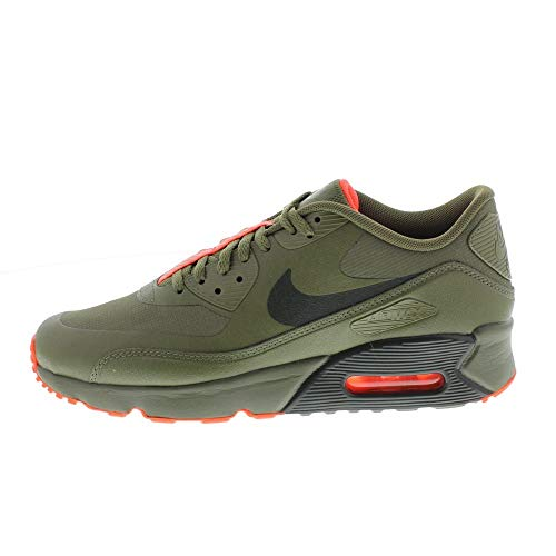Nike Air Max 90 Ultra 2.0 Le (GS), Scarpe Running Unisex-Adulto, Multicolore (Medium Olive/Sequoia 200), 37.5 EU