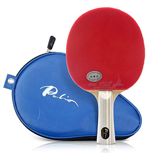 Best Price Urhelper Palio 1 Star Table Tennis Racket Double Pimples-in Rubber Ping Pong Racket Table...