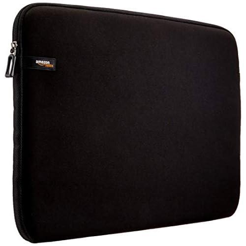 AmazonBasics, custodia per laptop, per schermo di 44 cm (17,3 pollici), nero