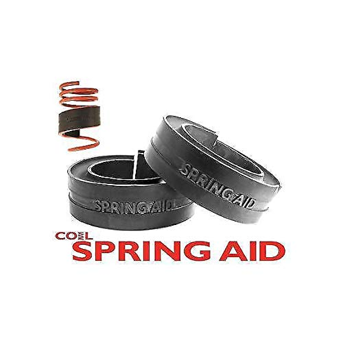 Coil Spring Assister Kit Spring Supports 26-38mm X 2 For Towing /& Heavy Loads
