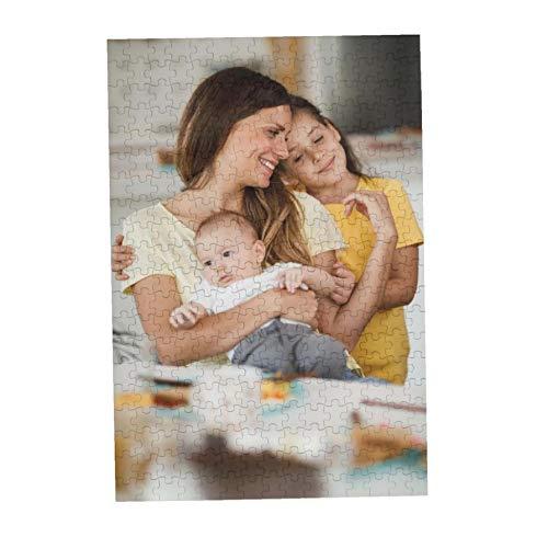 Naispanda Puzzle Personalizzato Puzzle Personalizzati 300 Pezzi Da Foto Puzzle Personalizza Per Adulti E Bambini Regalo Di Laurea Per Matrimoni In Famiglia