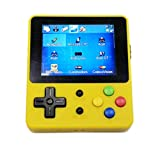 unbrand Fuente Abierta Consola LDK Juego 2.6 Pulgadas Mini Consola de Juegos portátil Nostalgic Kids Retro Consola de Juegos